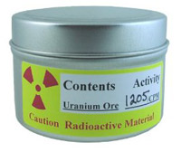 Uranium Ore Amazon Review
