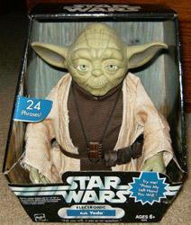 Talking Yoda Amazon Funny Review